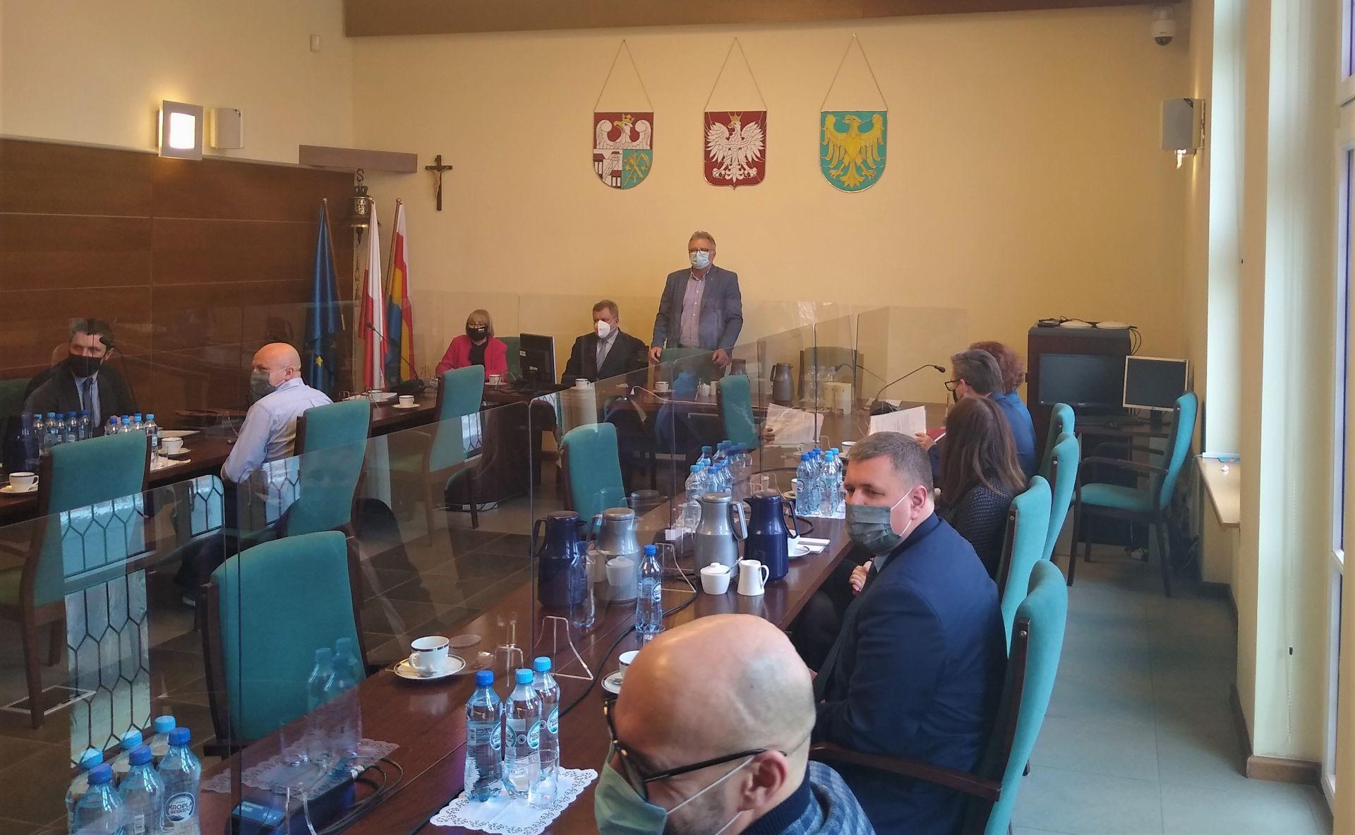 posiedzenie przedstawicieli samorządów w ramach inicjatywy G8