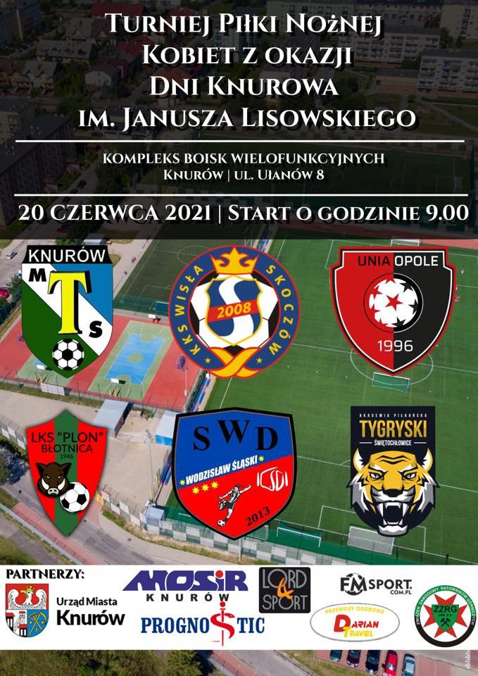 plakat dotyczący turnieju MTS