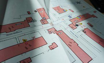 zdjęcie przedstawiający plan przebudowy