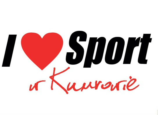 Grafika i love sport w Knurowie